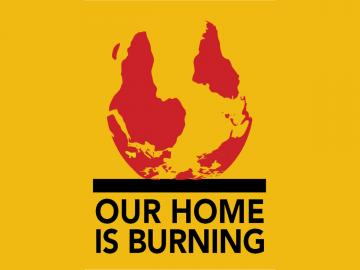 Our Home Is Burning